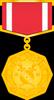 «Cəsur döyüşçü» medalı
