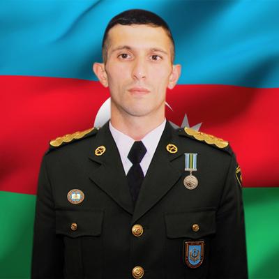Kamran Kazımov: DİN-in Daxili Qoşunlarının baş leytenantı