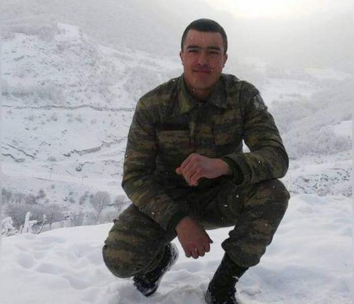 Aydın Bayramov: Suqovşanda şəhid olan döyüşçü