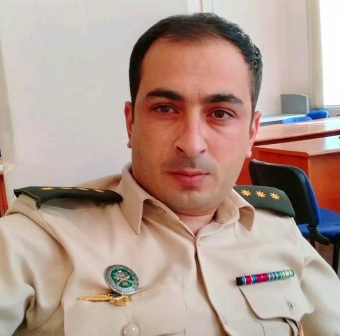 Cavid Mahmudov:  Vətən üçün canından keçən kapitan
