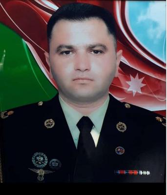 """Rəhim Hüseynov:  """"Qarabağ"""" ordenli şəhid mayor"""