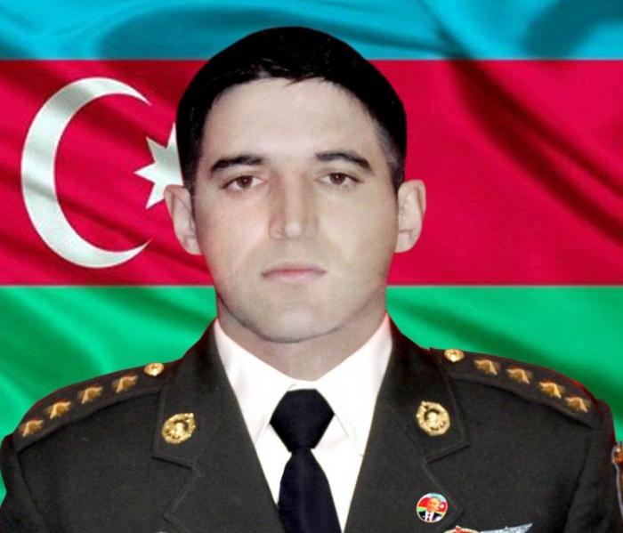 Rəşad Abdullayev:  Şəhid XTQ kapitanı