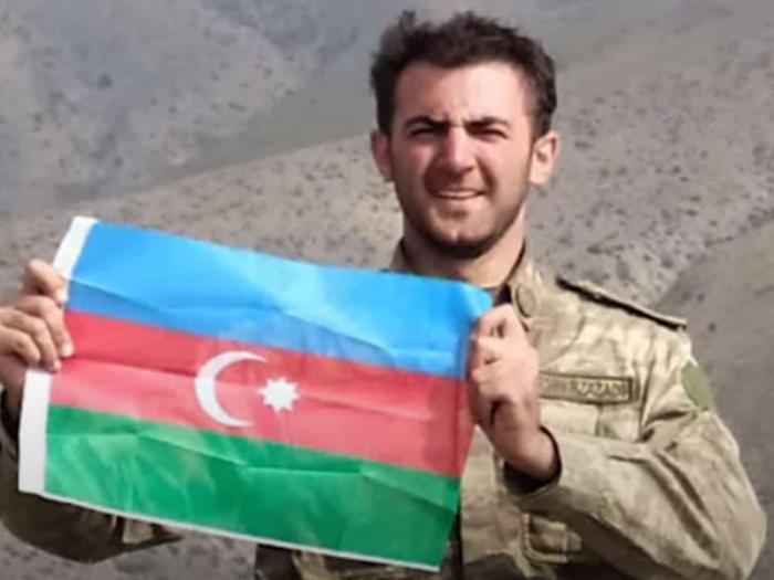 """Həsən Rzazadə:  """"Qarabağ'"""" ordenli şəhid  baş leytenant"""