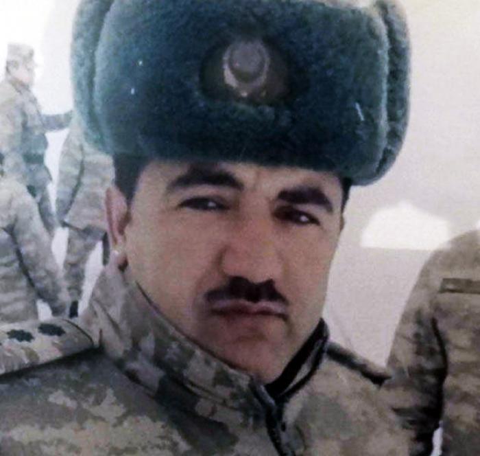 """Elçin Tağıyev:  """"Qarabağ"""" ordenli şəhid kapitan"""
