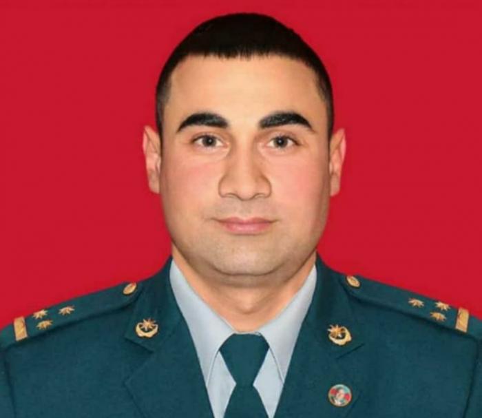 Azər Yusifli:  Zəngilan Prokurorluğunun binasına bayraq sancan kəşfiyyatçı