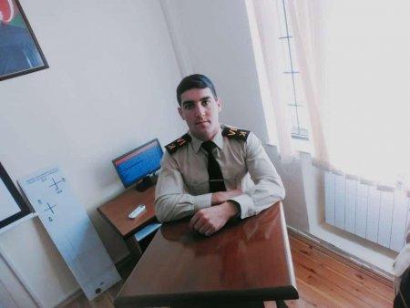 Cavid Nuruyev:   Vətən müharibəsinin şəhid leytenantı