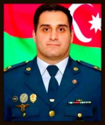 Malik Əliyev:  Vətənə malik  şəhid mayor