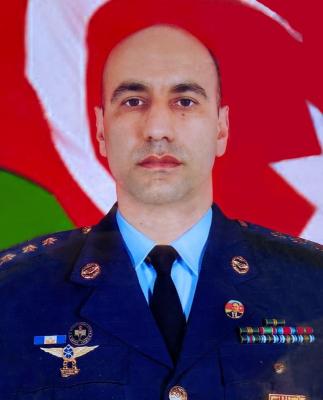 Zaur Nudirəliyev: Əsir düşməmək üçün döyüş təyyarəsini düşmən səngərinə çırpan polkovnik