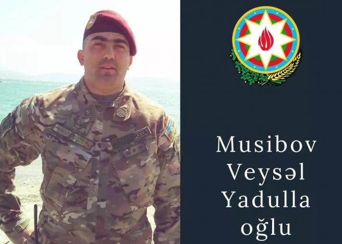 Veysəl Musibov: Aprel döyüşlərinin və Vətən müharibəsinin qəhrəmanı