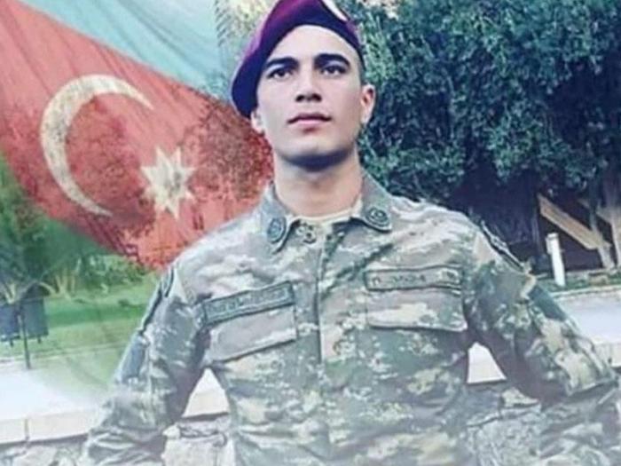 Orxan Cabbarov: Erməni polkovnikini məhv edən şəhid