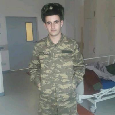 Samir Abbasov:  Vətəni canından çox sevən əsgər