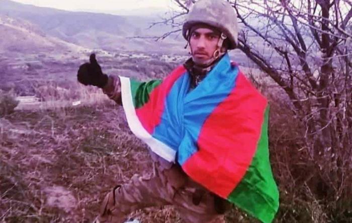 Əkram Abdullayev:  Qəhrəmanlığına görə 3 medalla təltif olunub