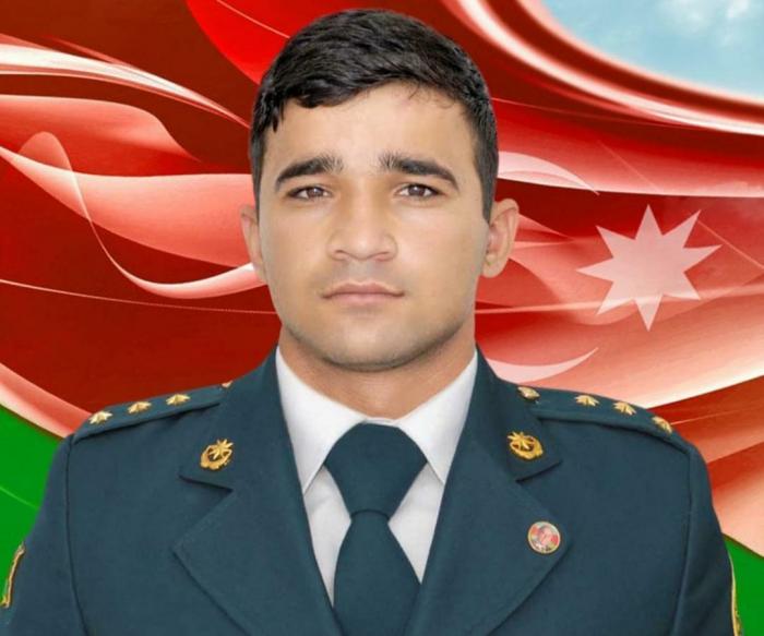 Ceyhun Nəhmətov:  Qəhrəman DSX zabiti