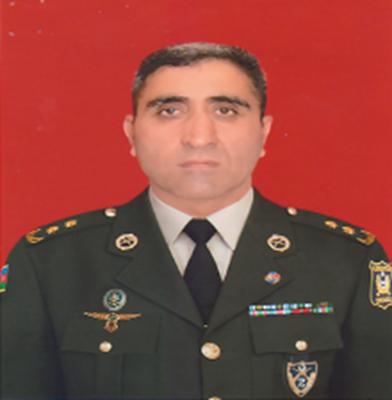 Faiq Qasımov:  Füzuli uğrunda şəhid olan polkovnik-leytenant