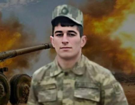 Fəqan Ziyadov:  Tankçı olub, torpaqlarımızı azad etməyi arzulamışdı