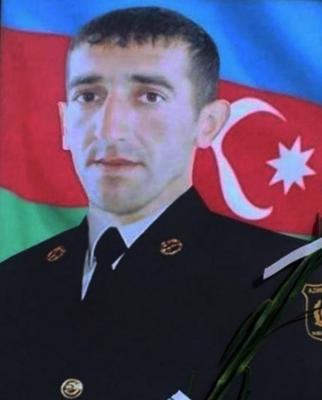 Elxan Tağıyev:  Yaralı olmasına baxmayaraq döyüş meydanından çıxmaqdan imtina etmiş şəhid