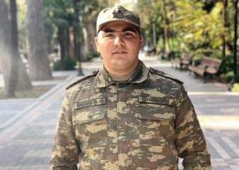 Yusif Nəcəfov: 19 yaşlı top komandiri