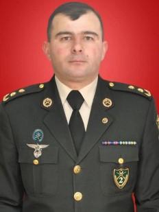 Mehman Qənbərov:  2 övladı Vətənə əmanət qalan polkovnik-leytenant