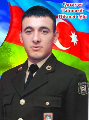 """Təhmasib Qarayev: """"Rəşadət"""" ordenli çavuş"""