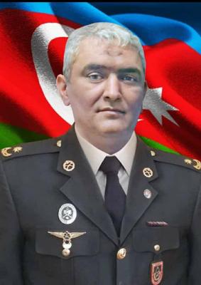 Elçin Alıyev:  12 medallı qəhrəman mayor