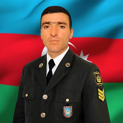 Emil Fətəliyev:  DİN-in Daxili Qoşunlarının çavuşu