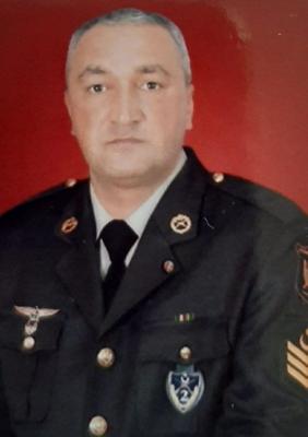 """Vəsiyyəti  """"oğlumu vətənpərvər böyüt""""  olan şəhid  Kamil Şixmuradov"""