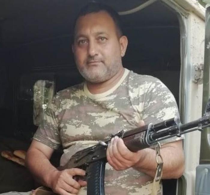 Eldar Abdullayev: Üç qızı əmanət qalıb