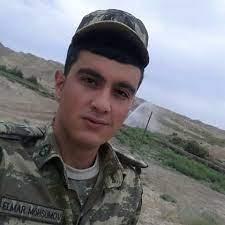 Elmar Möhsümov: Tərtər istiqamətində şəhid olan leytenant