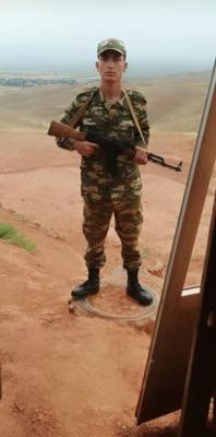Coşqun Orucov :  Tuğ dağı istiqamətində gedən döyüşlərdə şəhid olub.
