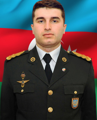 Qəzənfər Məmmədov: DİN-in Daxili Qoşunlarının leytenantı