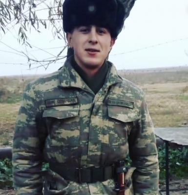 Rəvan Şahmuradov: Füzuli üçün canından keçdi