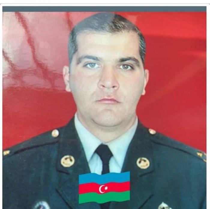 Anar Şükürov:  Azərbaycan Ordusunun qəhrəman şəhidi