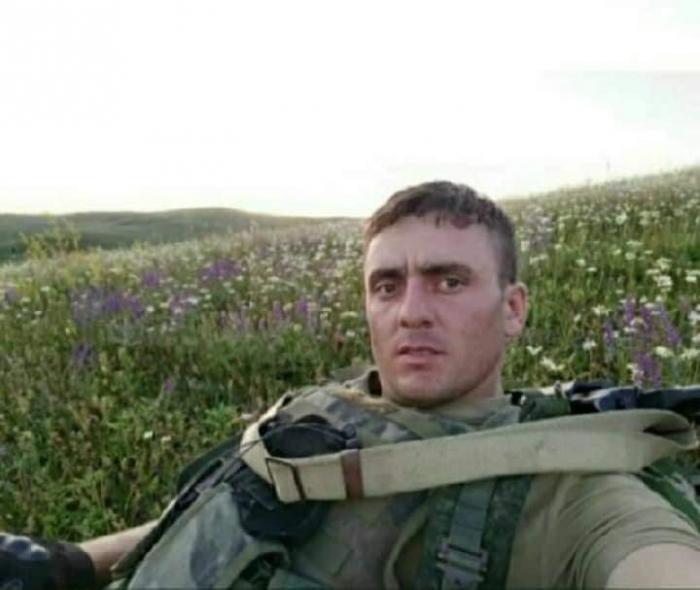 Turan Məmmədov:  Suqovuşanın azadlığı uğrunda şəhid oldu