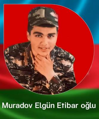 Elgün Muradov: Könüllü orduya qatılan şəhid əsgər