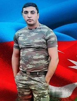 """Elnur Cabbarov:  Nazirin seçdiyi """"Qarabağ"""" ordenli şəhidimiz..."""