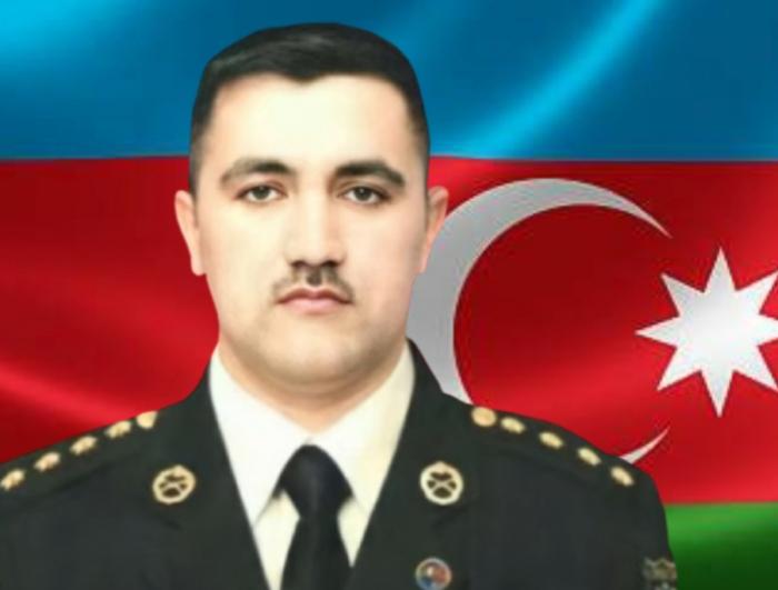 "Elçin Tağıyev:  ""Qarabağ"" ordenli mayor"