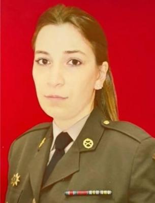 Baxışova  Arəstə