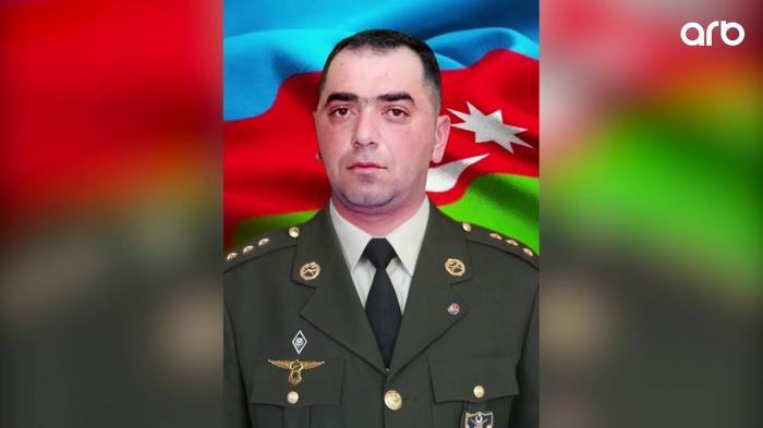 Elvin Zakirov :44 gün döyüşüb şəhid olan baş-leytenant