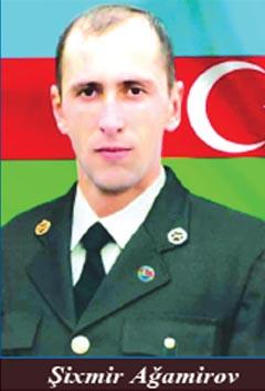 Şıxmir Ağamirov:  Cəsur ləzgi balası
