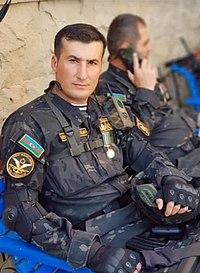 Fərrux Həşimov:  Doğulduğu rayonu azad edən xüsusi təyinatlı