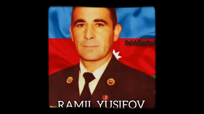 Ramil Yusifov: Prezidentin xüsusi tapşırığı ilə helikopterlə Bakıya gətirilən tank komandiri